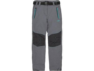 CMP Kinder Outdoor-Hose GIRL PANT LONG Grau