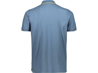CMP Herren Poloshirt MAN POLO Blau