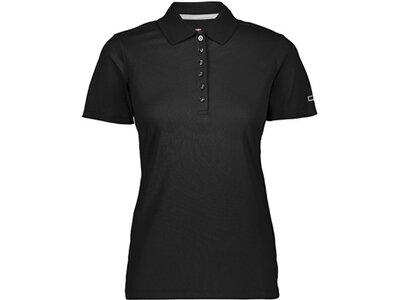 CMP Damen Poloshirt Schwarz