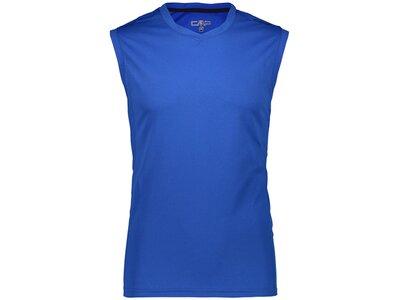 CMP Herren T-Shirt MAN SLEEVELESS T-SHIRT Blau
