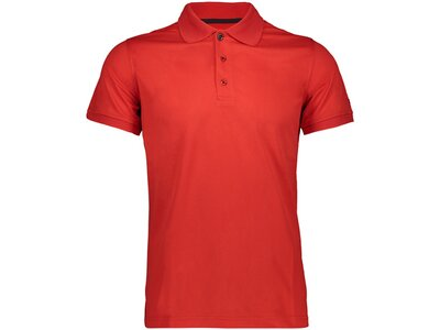 CMP Herren Poloshirt MAN POLO Rot