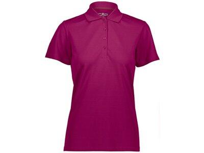 CMP Damen Poloshirt WOMAN POLO Rot