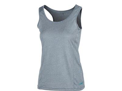 CMP Damen Shirt Top Grau