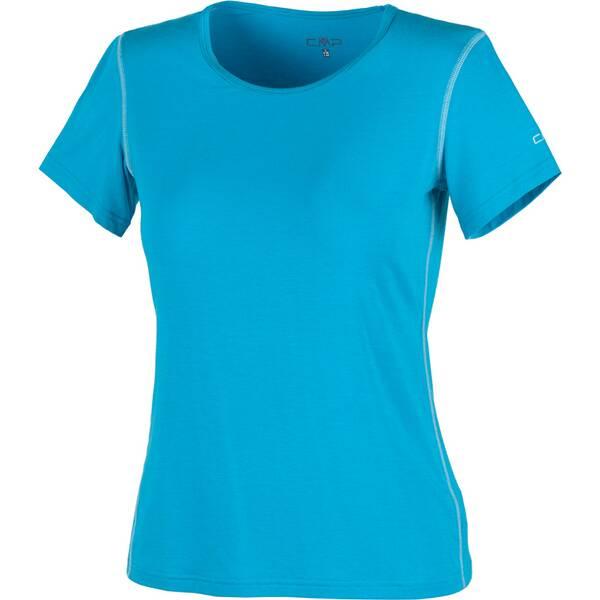 CMP T-Shirt ANTRACITE Blau