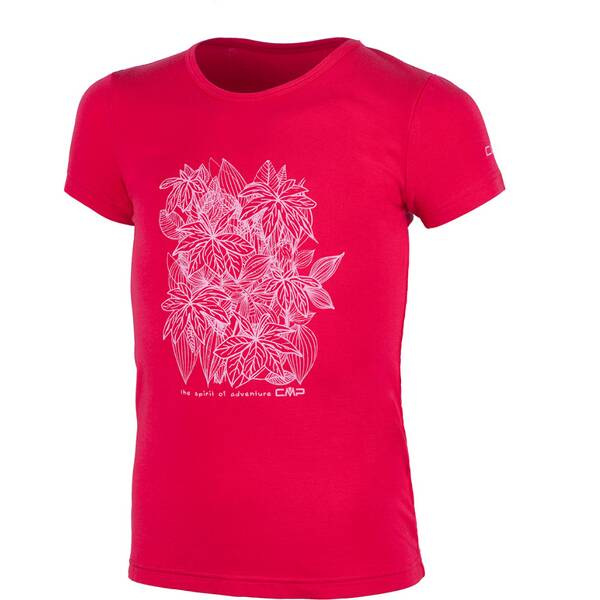 CMP Damen Shirt T-shirt Rot