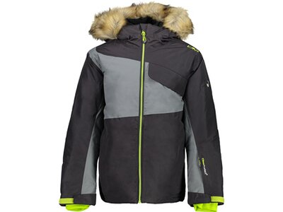 CMP Kinder FIX HOOD JACKET Grau