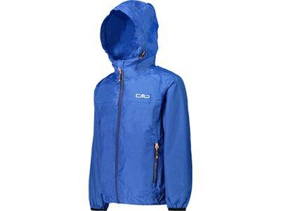 CMP Kinder Regenjacke BOY RAIN WEAR Blau