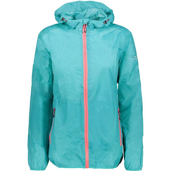 CMP Damen Regenjacke LADY RAIN WEAR