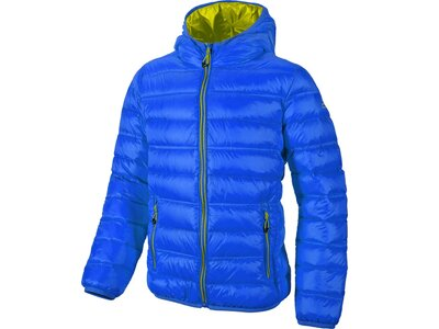 CMP Kinder JACKET FIX HOOD Blau