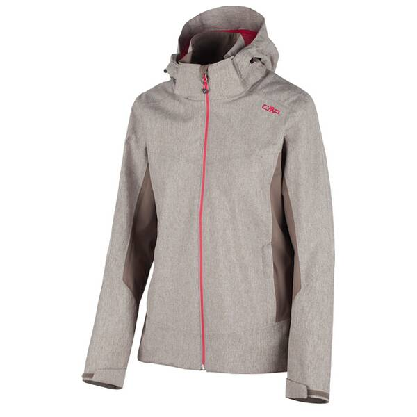 CMP Damen Blouson Zip Hood Jacket