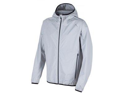 CMP Herren Blouson Fix Hood Jacket Silber