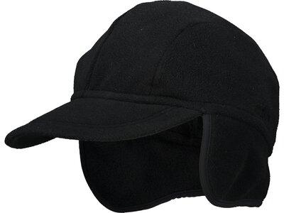 CMP Herren MAN FLEECE CAP Schwarz