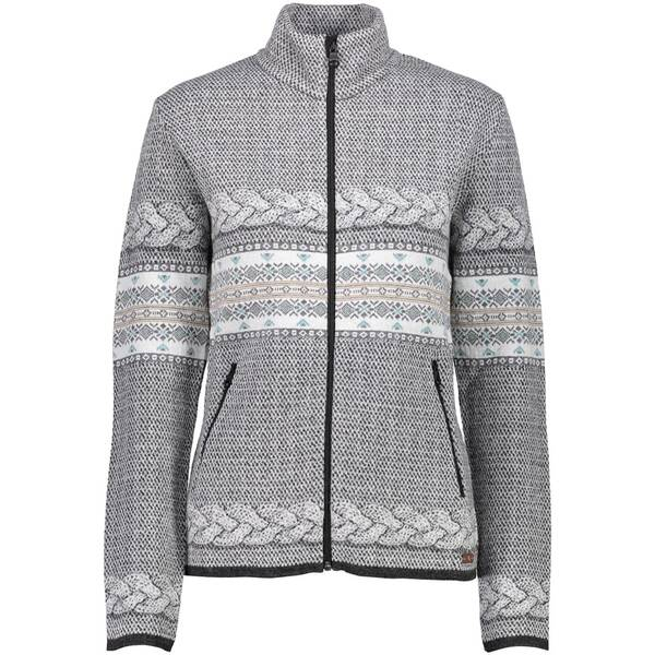CMP Damen Pullover WOMAN JACKET KNITTED