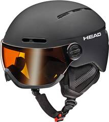 HEAD Skihelm KNIGHT black