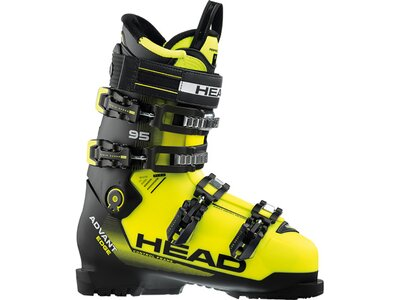 HEAD Skischuh ADVANT EDGE 95YELLOW / BLACK Gelb