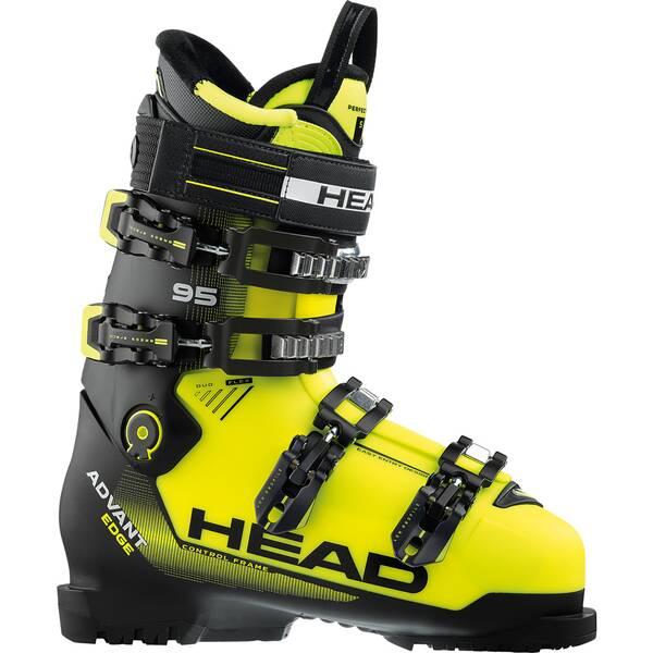HEAD Skischuh ADVANT EDGE 95YELLOW / BLACK