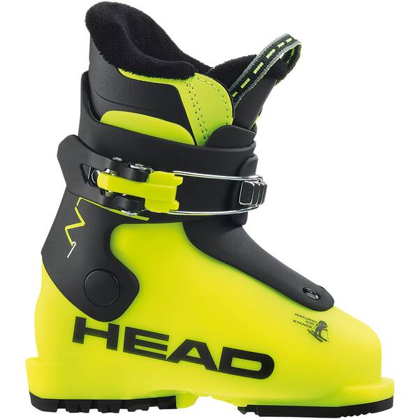 HEAD Skischuh Z 1 YELLOW - BLACK