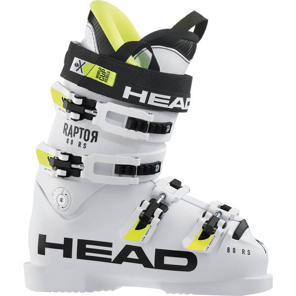 HEAD Skischuh RAPTOR 80 RS WHITE