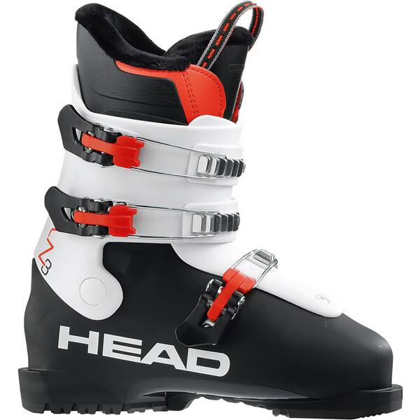 HEAD Kinder Skischuh Z 3BLACK - WHITE