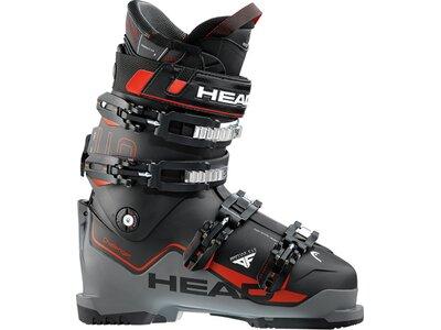 HEAD Skischuh CHALLENGER 110 BLACK / ANTHR - RED Schwarz