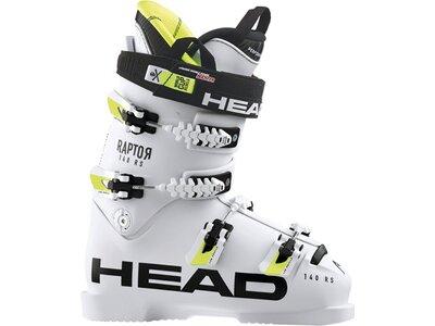 HEAD Skischuh RAPTOR 140 RS WHITE Weiß