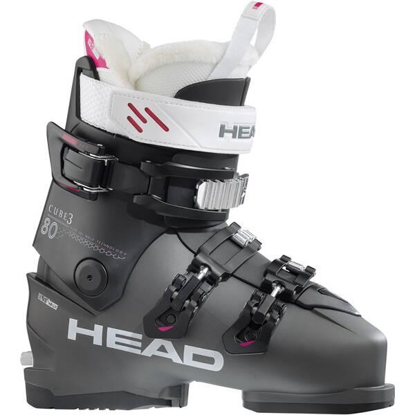 HEAD Ski CUBE 3 80 WANTHRACITE - BLACK