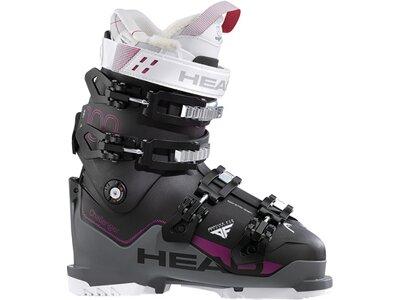 HEAD Skischuh CHALLENGER 100 WBLACK / ANTHR - F Schwarz