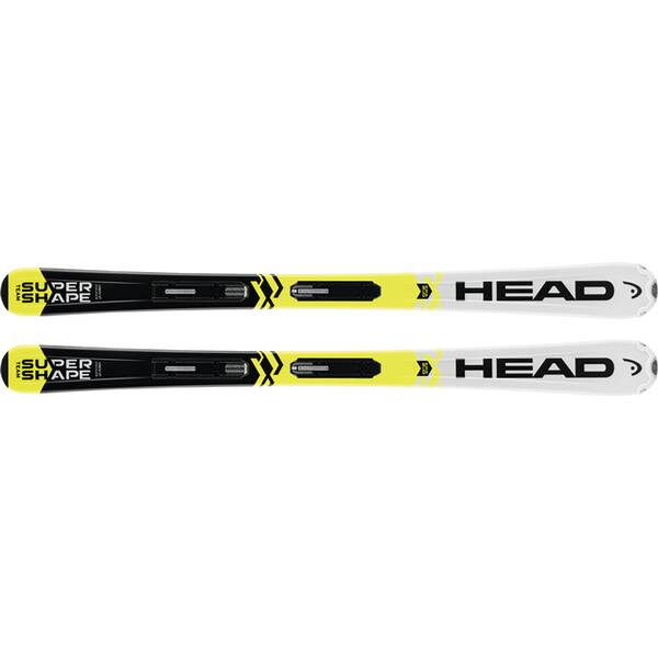 HEAD Ski Supershape Team SLR 2 + SLR 7.5 AC