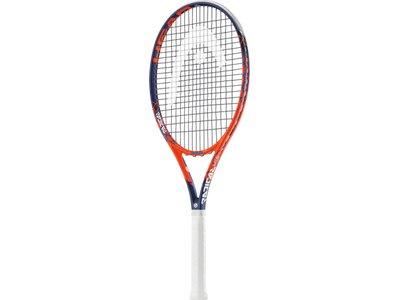 """HEAD Tennisschläger """"Radical Lite"""" - besaitet - 16x19 Grau"""