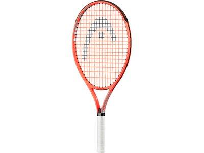 HEAD Kinder Tennisschläger Radical Jr. 23 Orange