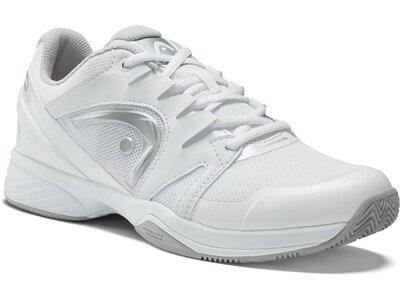 HEAD Damen Tennisoutdoorschuhe Sprint Ltd. Clay Weiß