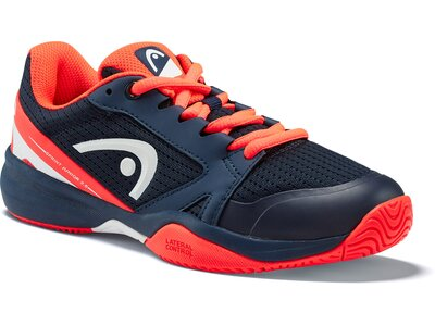HEAD Kinder Tennis-Schuhe Sprint 2.5 Junior DBNR Schwarz