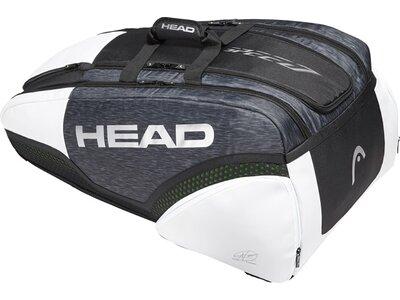 """HEAD Tennistasche """"Djokovic 12R Monstercombi"""" Pink"""