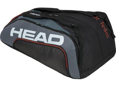 HEAD Tasche Tour Team 15R Megacombi Grau