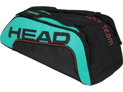 HEAD Tennistasche Tour Team 9R Supercombi Schwarz
