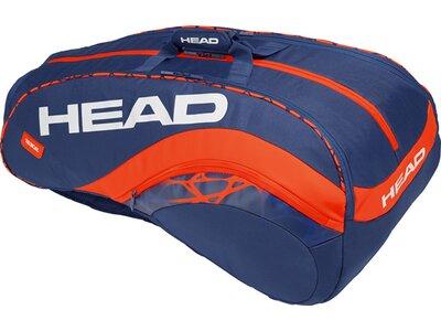 "HEAD Tennistasche ""Radical 12R Monstercombi"" Blau"