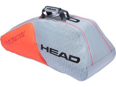 HEAD Tasche Radical 9R Supercombi Orange
