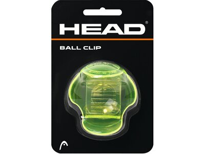 HEAD Ball Clip Schwarz