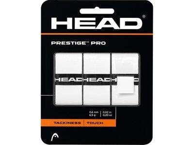 HEAD Griffband Prestige Pro (Overgrip) Weiß