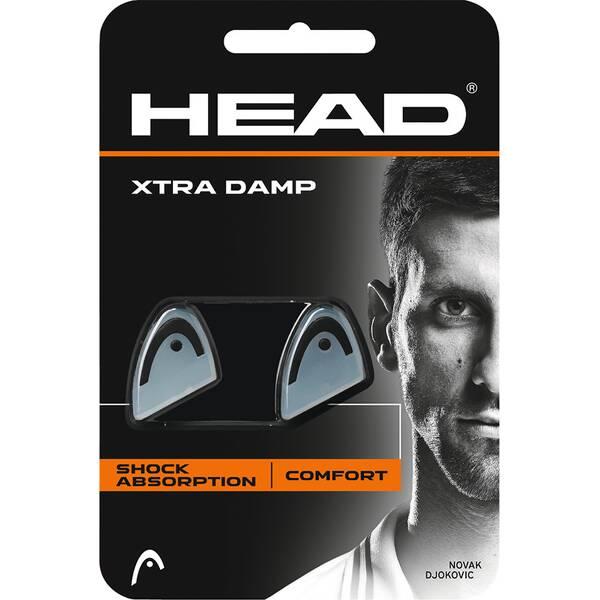 HEAD  Xtra Damp (Daempfer), Größe BK in Schwarz
