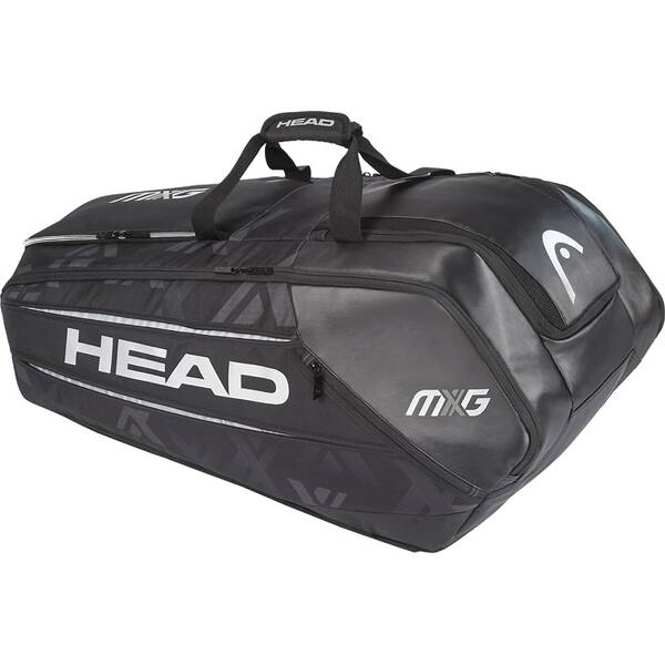 HEAD Tennistasche MXG 12R Monstercombi Schwarz