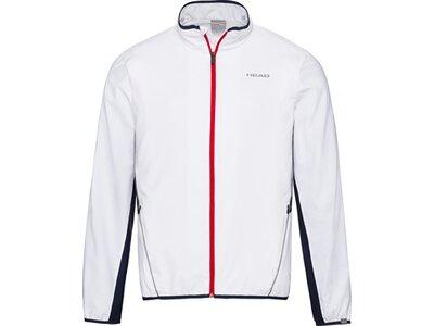 HEAD Herren Jacke CLUB Jacket M Blau