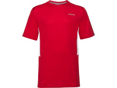 HEAD Herren T-Shirt CLUB Tech T-Shirt M Rot