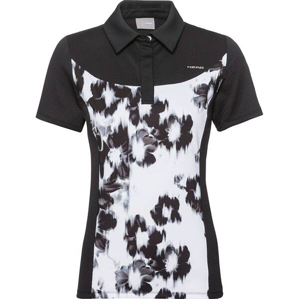 HEAD Damen Poloshirt PERF Polo Shirt W