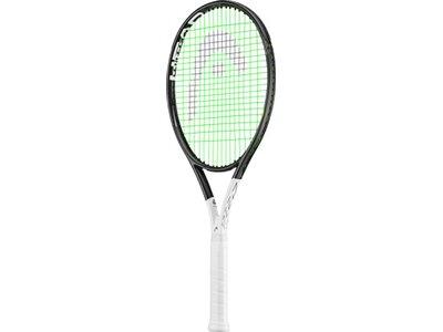 HEAD Tennisschläger Graphene 360 Speed Lite - unbesaitete - 16x19 Schwarz