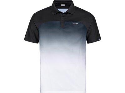 HEAD Herren Poloshirt PERF Polo Shirt M Schwarz