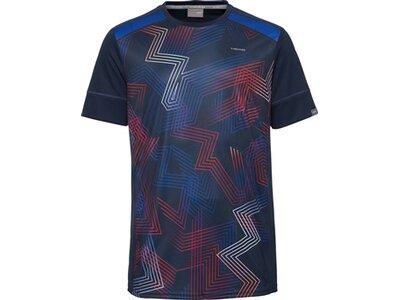 HEAD Herren T-Shirt RACQUET T-Shirt M Blau