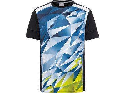 HEAD Herren T-Shirt MEDLEY T-Shirt M Blau