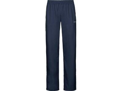 HEAD Herren Trainingshose CLUB Pants M Blau