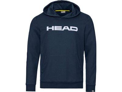 HEAD Kinder Hoodie CLUB BYRON Hoodie JR Blau